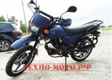 Мотоцикл 200 IRBIS Intruder