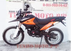 Мотоцикл 250 IRBIS XR250R