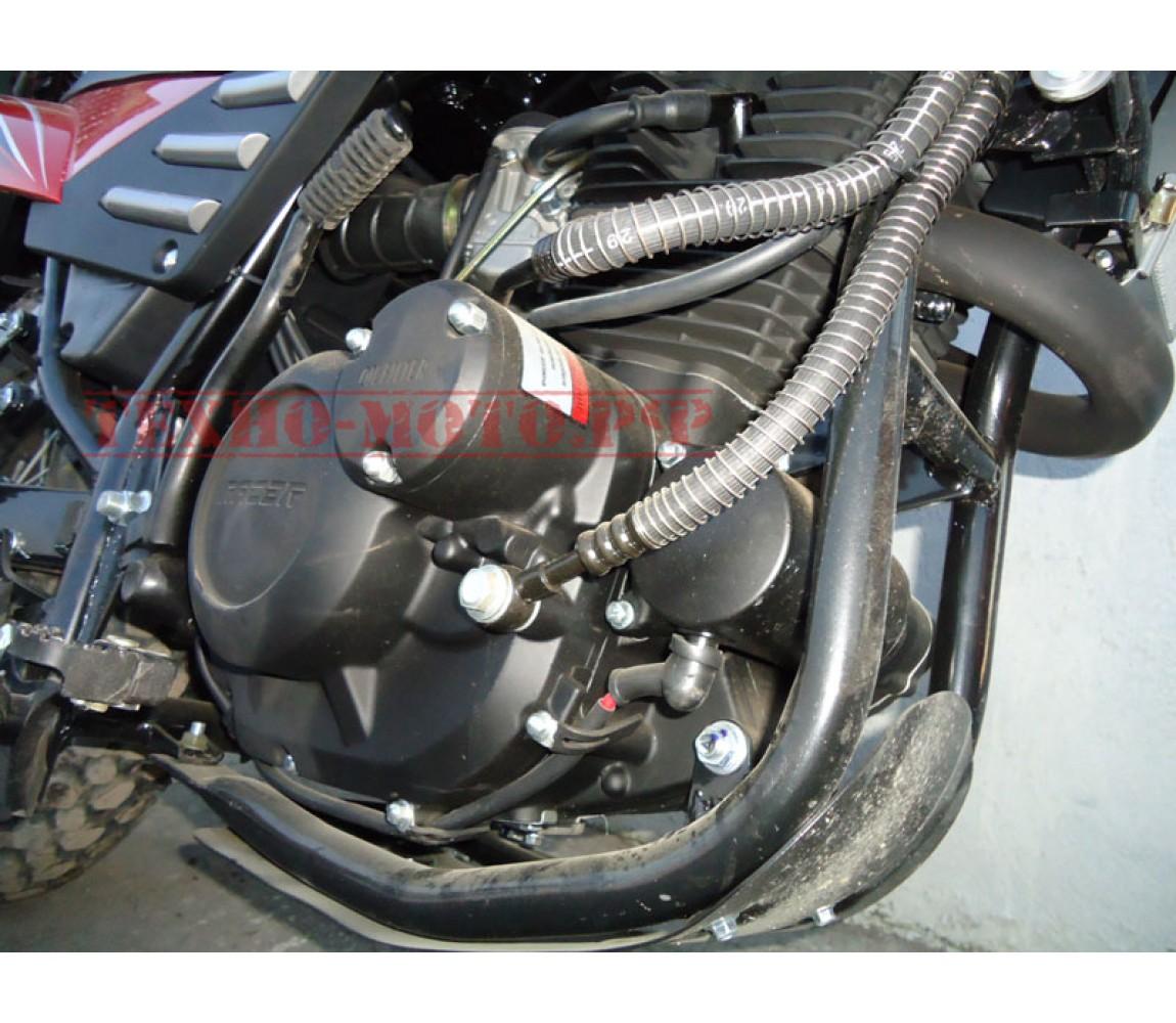 Масляное охлаждение на мотоцикл своими руками