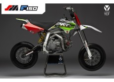 Питбайк 150 YCF Super Moto F150 12/12 (2017)