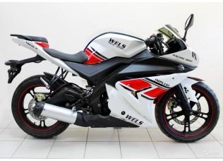 Мотоцикл 250 WELS Impulse