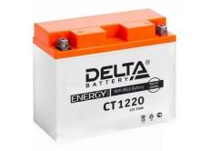 Аккумулятор DELTA CT 1220 Y50-N18L-A (205 х 87 х 160)