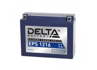 Аккумулятор DELTA EPS 1216 NANO-GEL YB16AL-A2 (207 x 72 x 164)