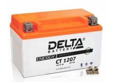 Аккумулятор DELTA CT 1207 YTX7A-BS (150 х 87 х 93)
