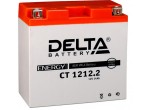 Аккумулятор DELTA CT 1212.2 YT14B-BS (152 х 70 х 150)
