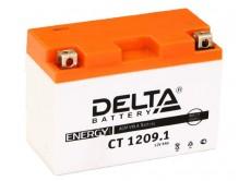 Аккумулятор DELTA CT 1209.1 YT9B-BS (151х71х107)