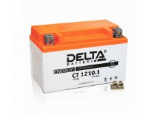 Аккумулятор DELTA CT 1210.1 YTZ10S (150 х 87 х 93)