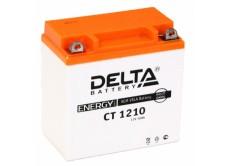 Аккумулятор DELTA CT 1210 YTX10-BS (135 х 78 х 138)