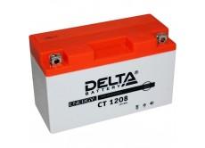 Аккумулятор DELTA CT 1208 YT7B-BS (150 х 66 х 94)