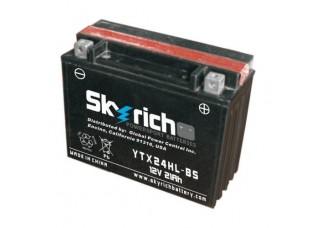 Аккумулятор SKYRICH YTX24HL-BS