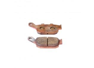 Колодки тормозные дисковые CB400 HORNET, BROS 650, TRANSALP 600-650 (FDB531ST)