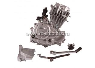 Двигатель в сборе 4Т 167FMM (CGB250) 229,5см3 (МКПП) ZONGSHEN