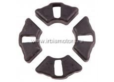 Демпферные резинки колеса (4шт) YBR125