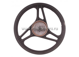 Диск колесный R18 задний 1.85-18 (литой) (барабан); YBR125