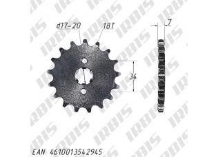 Звезда ведущая (428-18Т) 157FMI,163FML,166FMM (CG,CB125-250)