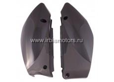 Пластик боковой задний (пара) TTR125