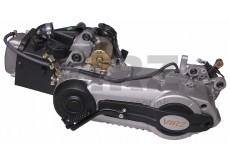 """Двигатель в сборе 4Т 157QMJ (GY6) 149,5см3 (13"""" колесная база)"""