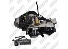 Двигатель в сборе 4Т 157QMJ (GY6) 149,5см3 DC (реверс, руч. стартер, масл. радиатор) JINLANG; ATV150, T150
