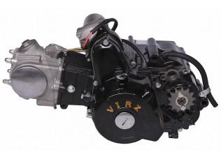 Двигатель в сборе 4Т 147FMD (CUB) 71,8см3 (авт. сц.) (1) (с верх. э/стартером)
