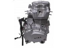 Двигатель в сборе 4Т 157FMI (CG125) 124,5см3 (МКПП) (N-1-2-3-4)