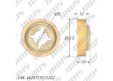 Шестерня привода масляного насоса 1E40QMB