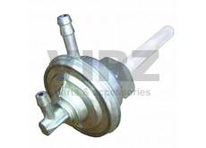 Кран топливный вакуумный DIO, GY6 (гайка 22, М16)