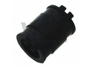 Патрубок соеденительный 2Т (резиновый)