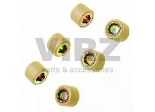 Грузики вариатора 18*14 12,8гр. (6шт) 152QMI, 157QMJ, ATV150