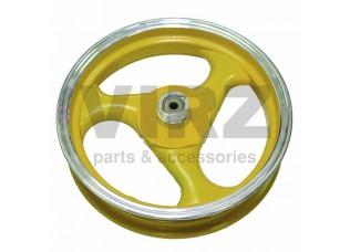 Диск колесный R12 передний 2.50-12 (литой) (диск. 3x68) Z50R,TORNADO S