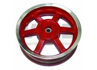 Диск колесный R12 задний 3.50-12 (19) (литой) (барабан. 110мм)