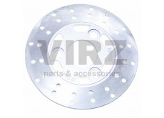 Диск тормозной передний (160x40x3) (отв: 3x57) R50,STORM,KAORI