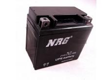 Аккумуляторная батарея 12V 5Ah (113х70х105) (залитая, необслуж.) NRG