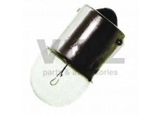 Лампа 12V10W (с цоколем, белая, оранжевая)
