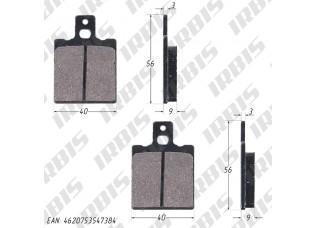 Колодки тормозные дисковые JOG (HF115)
