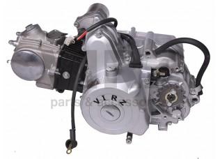 Двигатель в сборе 4Т 147FMH (CUB) 71,8см3 (п/авт.) (N-1-2-3-4) (с верх. э/стартером); ALPHA
