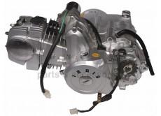 Двигатель в сборе 4Т 152FMH (CUB) 106,7см3 (п/авт.) (N-1-2-3-4) (с верх. э/стартером); ALPHA, ACTIV, EX110, IROKEZ