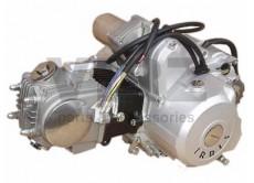 Двигатель в сборе 4Т 147FMB (CUB) 71,8см3 (МКПП) (N-1-2-3-4) (с верх. э/стартером); ALPHA, DELTA