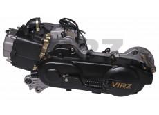 """Двигатель в сборе 4Т 139QMB (GY6) 71,8см3 (12"""" колесная база)"""