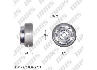 Ротор генератора 170MM (жид. охл.) DOHC (CBB250) (с муфтой обгонной)