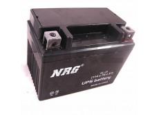 Аккумуляторная батарея 12V 4Ah (114x70x87) (залитая, необслуж.) NRG