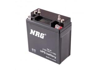 Аккумуляторная батарея 12V 5Ah (120х60х130) (залитая, необслуж.) NRG