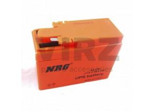 Аккумуляторная батарея 12V 2,5Ah Slim (114х48х86) (гелевая, необслуж.) NRG; DIO