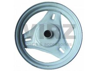 Диск колесный R10 передний 2.15-10 (штамп.) (барабан. 95мм) DIO