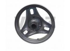 Диск колесный R10 передний 2.15-10 (штамп.) (барабан. 95мм) AD50