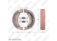 Колодки тормозные барабанные (90x20mm) AD50, SEPIA, AG50