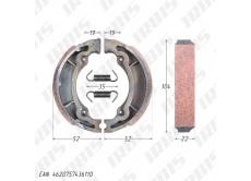 Колодки тормозные барабанные (105x25mm) LET`S, AD100