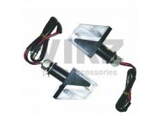 Указатели поворота (пара) универсальные ТИП2 (LED) (зад.)