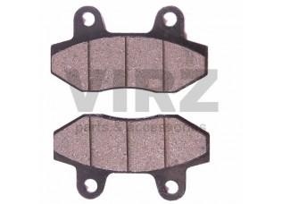 Колодки тормозные дисковые TTR250a,TTR250Sa (зад.)