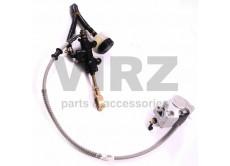Тормоз дисковый задний (ножной) в сборе ATV200-250Utt
