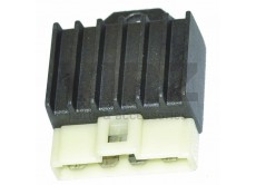 Реле-регулятор напряжения 12V (конт: 4); JOG90